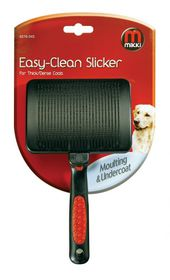 Mikki - Easy Clean Slicker - Large