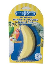 Marltons - Mineral Block - Banana Flavoured Mineral Block
