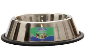 Marltons - Anti Slip Stainless Steel Dog Bowl - 450ml