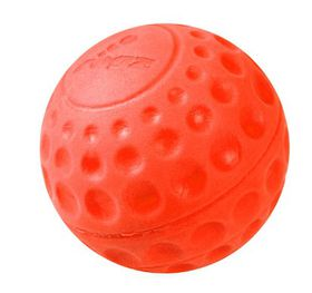 Rogz - Dog Asteroidz Ball - Small 4.9cm - Orange