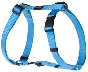 Rogz Utility Extra Large Lumberjack Dog H-Harness - Turquoise