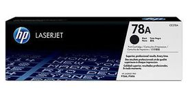 HP 78A 2-Pack LaserJet Toner Cartridges - Black