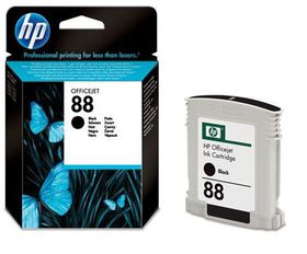 HP No. 88 Black Ink Cartridge