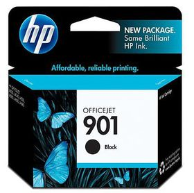 HP 901 Black Inkjet Print Cartridge