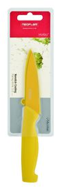 Neoflam - Stainless Steel Microban Paring Knife - 294 mm x 70 mm x 20 mm Yellow