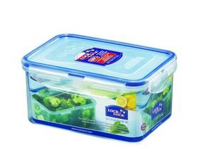 Lock and Lock - 1.1 Litre Rectangular Food Storage Container