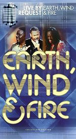 Earth , Wind & Fire - Live By Request (DVD)