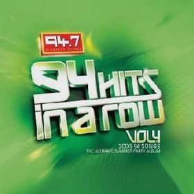 94 Hits In A Row - Vol.4 - Various Artists (CD)