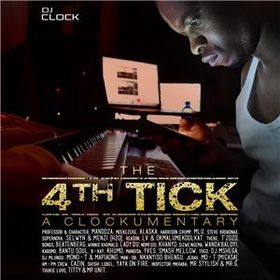 Dj Clock - The Fourth Tick - A Clockumentary Presented By DJ Clock (CD)