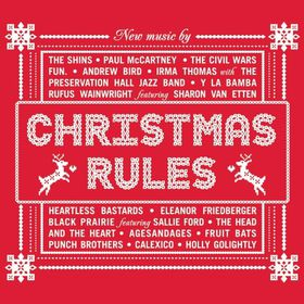 Christmas Rules - Various Artists (CD)