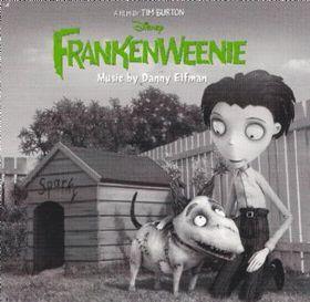 Original Soundtrack - Frankenweenie (CD)