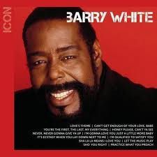 Barry White - Icon (CD)