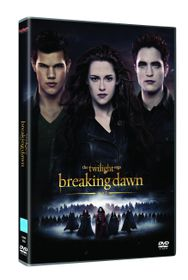 The Twilight Saga Breaking Dawn Part 2 (DVD)