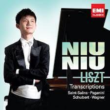 Niu Niu - Liszt Transcriptions (CD)