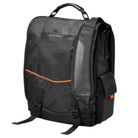 Everki Urbanite Laptop Vertical Messenger Bag - Fits up to 14.1 Inch Screens
