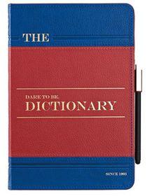 Ozaki iPad Mini Wisdom Folio - Dictionary