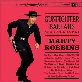 Marty Robbins - Gunfighter Ballads & Trail Songs (CD)