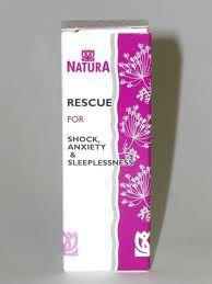 Natura Rescue Drops 25ml