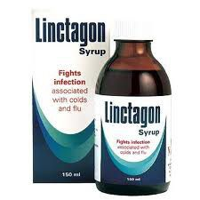 Linctagon Cough Syrup 150 ml