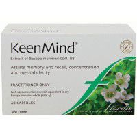 Keenmind 160mg Capsules 60 F0012-1