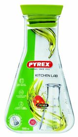 Pyrex - Classic Glass Kitchen Lab Salad Mixer - 500ml