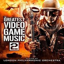 London Philharmonic Orchestra - The Greatest Video Game Music 2 (CD)