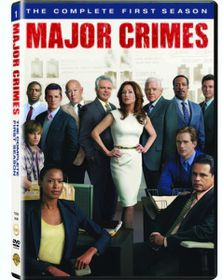 Major Crimes Season 1 (DVD)