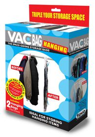 Vac Bag - Hanging Pack