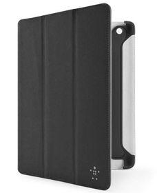 Belkin Apple Protect Pro Tri-Fold Folio for iPad 3 - Black