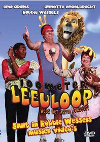 Robbie Wessels - 100m Leeuloop (DVD)