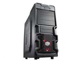 Cooler Master K380 Case USB3.0 with Side Windows - No PSU