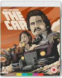 The Car (Import Blu-ray)