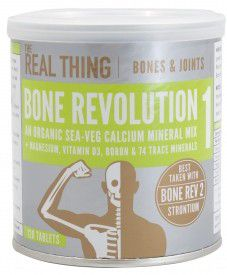 The Real Thing Bone Revolution 1 Tablets - 120
