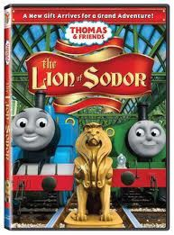 Thomas The Train: The Lion Of Sodor (DVD)