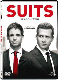 Suits Season 2 (DVD)