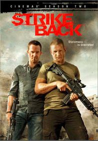 Strike Back: Cinemax Season Two (DVD)