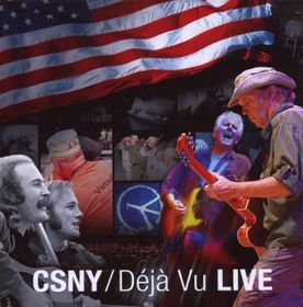 Crosby Stills & Nash - Deja Vu Live (CD)