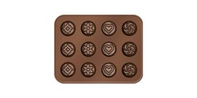 Tescoma - Delicia Choco Chocolate Mould Set - Mix
