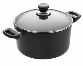 Scanpan Classic 6 Litre Dutch Oven with Lid - 26cm