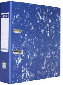Bantex Optima 7 Board Lever Arch File A4 70mm - Blue