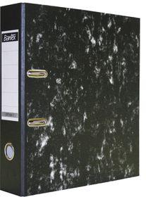 Bantex Optima 7 Board Lever Arch File A4 70mm - Black