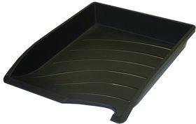 Bantex Optima Letter Tray - Black