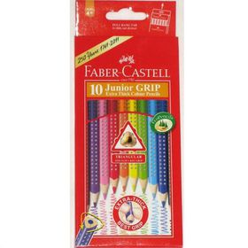 Faber-Castell Junior GRIP Colour Pencils