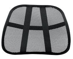 Fellowes Office Suites - Mesh Back Support