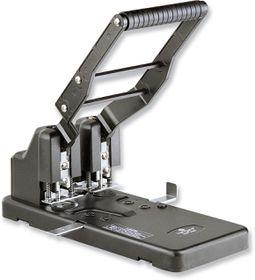 Kangaro HDP 2160 2 Hole Heavy Duty Punch - Black