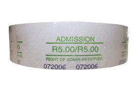 Croxley Admis R5.00 Ticket Roll