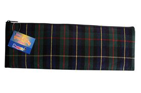 Penguin Tartan Pencil Case (33cm x 11cm)