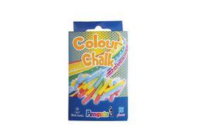Penguin Chalk - Assorted Colours (12 Pieces)