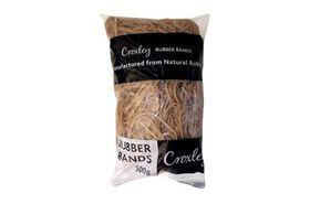 Croxley Rubber Bands NO64 500g