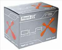 Rapid Duax Staples - 1000s